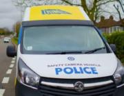 West Midlands Police Camera Van